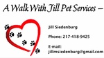 A Walk with Jill Pet Services
