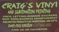 Craigs Vinyl