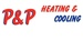 P & P Heating & Cooling
