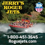 Jerrys Rogue Jets and Mail Boat Trips