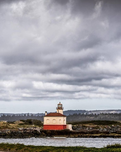 Famous Bandon Lighthouse
