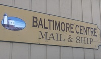 Baltimore Centre Mail and Ship
