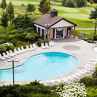 Seasonal Outdoor Saltwater Pool