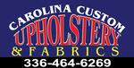 Carolina Custom Upholstery and Fabrics
