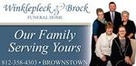 Winklepleck & Brock Funeral Home