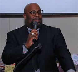 Pastor Eddie Spencer, IV