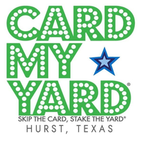 Card My Yard Hurst