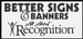 Better Signs and Banners, Inc. dba All About Recognition - Hurst
