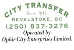 City Transfer-Ophir City Enterprises Ltd
