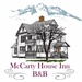 McCarty House Inn B & B