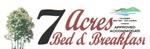7 Acres B & B