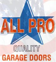 All-Pro Quality Garage Doors, Inc.