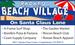 Padaro Beach Village on Santa Claus Lane