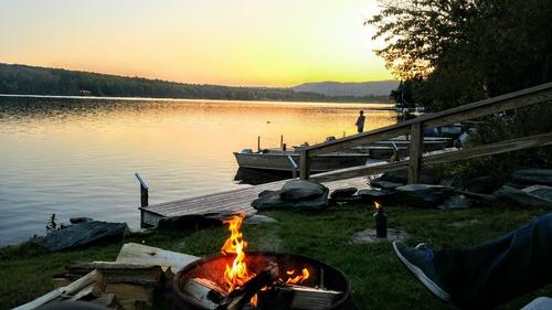 Back Lake Fire