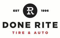 DONE-RITE TIRE & AUTO