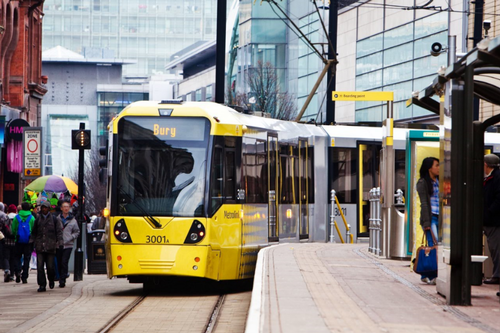 Swift Tram - Manchester, United Kingdom