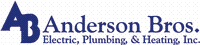 Anderson Bros. Electric, Plumbing & Heating, Inc.