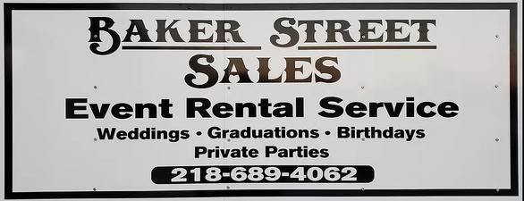 Baker Street Sales