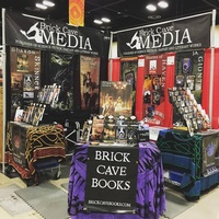 Our Display at Phoenix Comicon