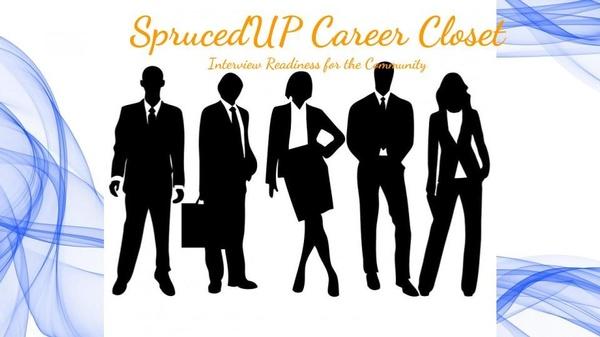 Spruce Staffing-SprucedUp Career Closet