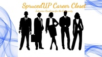 Spruce Staffing-SprucedUp Career Closet
