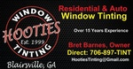 Hootie's Window Tinting