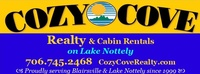 Cozy Cove Realty & Cabin Rentals