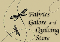 Fabrics Galore and Quilting Store