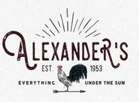 Alexander's Store Inc.
