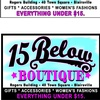 15 Below Boutique