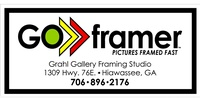 Grahl Gallery and Framing Studio/Goframer Pictures Framed Fast