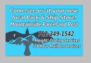 Mountainside Parcel & Post