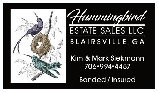 Hummingbird Estate Sales, LLC