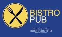 Mrs Murphy and Sons Irish Bistro