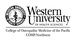 Western University of Health Sciences, COMP-Northwest