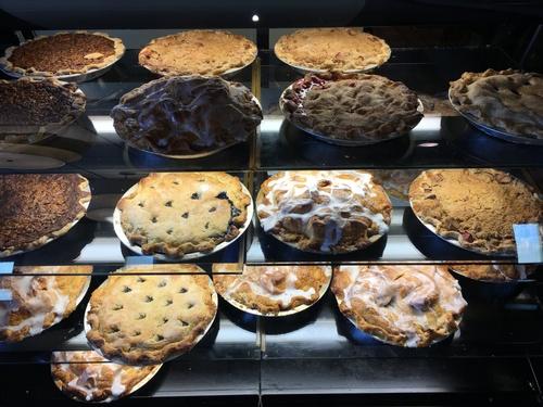 Award winning pies