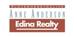 Anne Anderson, Edina Realty