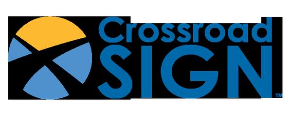Crossroad SIGN