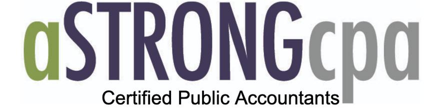 A Strong CPA, LLC
