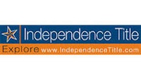 Independence Title