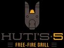 Huti's 5 Free-Fire Grill