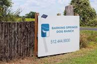 Barking Springs Dog Ranch The Woodlands