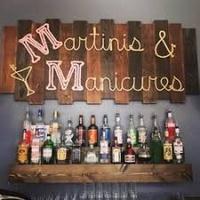 Martinis & Manicures