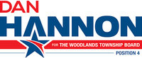 Dan Hannon for Woodlands Township Position 4