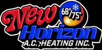 New Horizon A.C, Heating Inc.