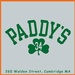 Paddy's Lunch