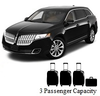 Lincoln MKT (Crossover Vehicle with 4-Wheel Drive)