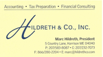 Hildreth & Co., Inc.