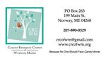 Cancer Resource Center of Western Maine