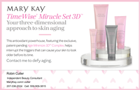 Robin Cutler ~ Mary Kay Independent Beauty Consultant